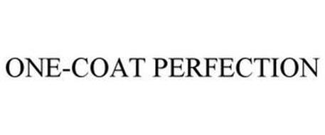 ONE-COAT PERFECTION