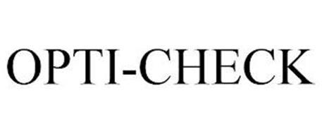 OPTI-CHECK