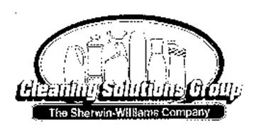 CLEANING SOLUTIONS GROUP THE SHERWIN-WILLIAMS COMPANY