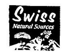 SWISS NATURAL SOURCES