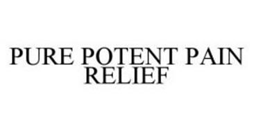 PURE POTENT PAIN RELIEF