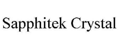 SAPPHITEK CRYSTAL