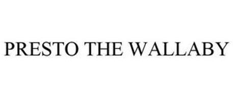 PRESTO THE WALLABY