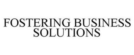 FOSTERING BUSINESS SOLUTIONS