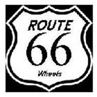 ROUTE 66 WHEELS