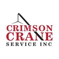 CRIMSON CRANE SERVICE INC