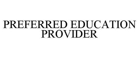 PREFERRED EDUCATION PROVIDER