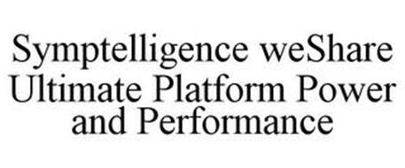 SYMPTELLIGENCE WESHARE ULTIMATE PLATFORM POWER AND PERFORMANCE