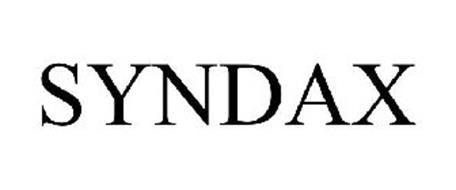 SYNDAX