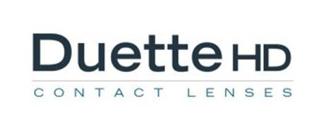 DUETTE HD CONTACT LENSES