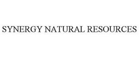 SYNERGY NATURAL RESOURCES