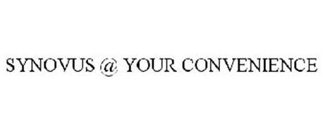 SYNOVUS @ YOUR CONVENIENCE