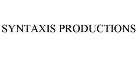 SYNTAXIS PRODUCTIONS