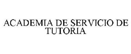 ACADEMIA DE SERVICIO DE TUTORIA
