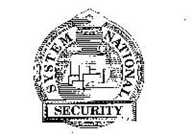 SYSTEM NATIONAL SECURITY