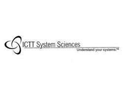 ICTT SYSTEM SCIENCES UNDERSTAND YOUR SYSTEMS.