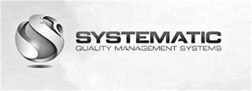 S SYSTEMATIC QUALITY MANAGEMENT SYSTEMS