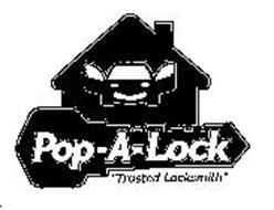 "POP-A-LOCK ""TRUSTED LOCKSMITH"""