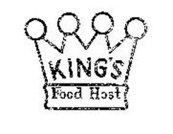 KING'S FOOD HOST