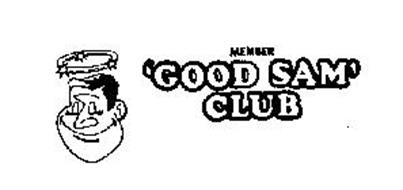 MEMBER `GOOD SAM' CLUB
