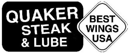 QUAKER STEAK & LUBE BEST WINGS USA