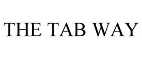 THE TAB WAY