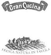 GRAN CUCINA FRESCA NATURA IN TAVOLA