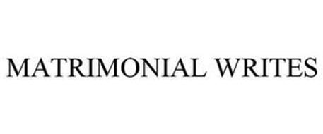 MATRIMONIAL WRITES