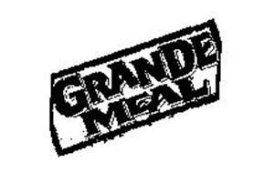 GRANDE MEAL