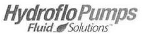 HYDROFLO PUMPS FLUID SOLUTIONS
