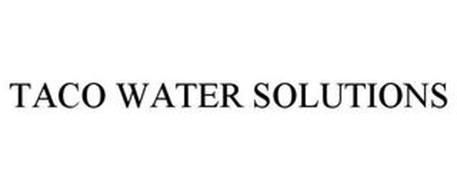 TACO WATER SOLUTIONS