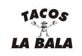 Image result for tacos la bala logo