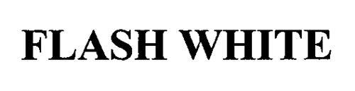 FLASH WHITE