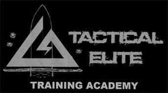 TACTICAL ELITE TRAINING ACADEMY Trademark of Tactical Elite