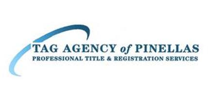 TAG AGENCY OF PINELLAS PROFESSIONAL TITLE & REGISTRATION SERVICES