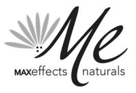 ME MAXEFFECTS NATURALS