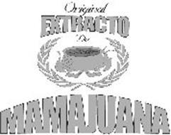 ORIGINAL EXTRACTO DE MAMAJUANA