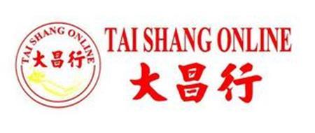 TAI SHANG ONLINE TAI SHANG ONLINE
