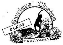 SURFERS CHOICE DA-KINE TAKAYAMA