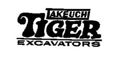 TAKEUCHI TIGER EXCAVATORS