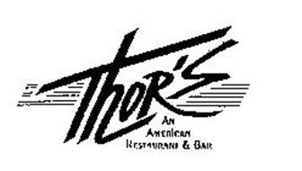 THOR'S AN AMERICAN RESTAURANT & BAR