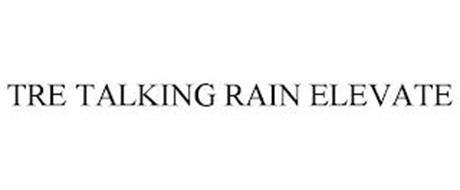 TRE TALKING RAIN ELEVATE