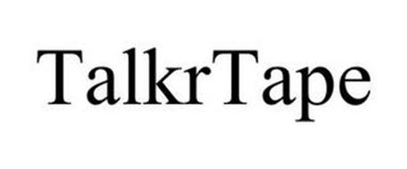 TALKRTAPE