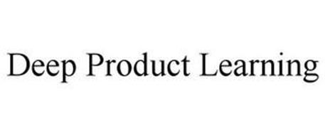DEEP PRODUCT LEARNING