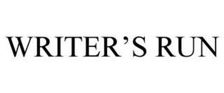 WRITER'S RUN