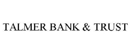 TALMER BANK & TRUST