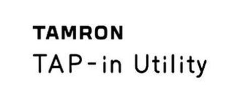 TAMRON TAP - IN UTILITY