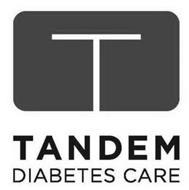 T TANDEM DIABETES CARE