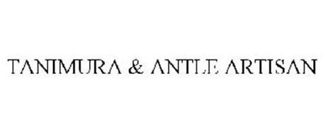 TANIMURA & ANTLE ARTISAN