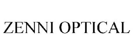 ZENNI OPTICAL Trademark of TAOJING INTERNATIONAL LIMITED ...